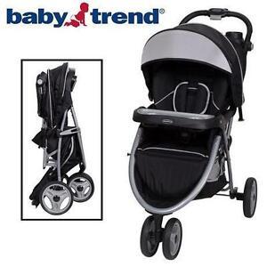 USED BABY TREND SKYVIEW STROLLER SKYVIEW STROLLER- PUMA 109848185