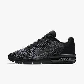 Nike air max sequent 2 BNIB size 11 grey and black