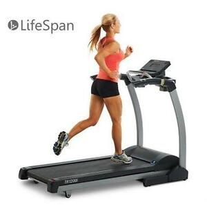 NEW LIFESPAN FOLDING TREADMILL EXERCISE FITNESS WORKOUT MACHINE EQUIPMENT 75123073
