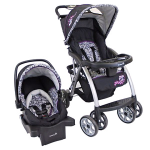 Safety first stroller and car seat combo exp 2022