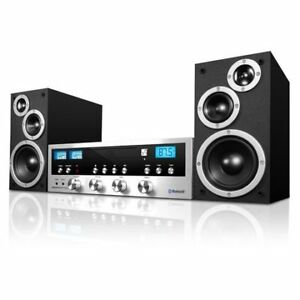 Innovative Technology 50W CD Stereo System with Bluetooth - ITCD