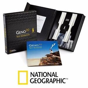 NEW NG GENO 2.0 DNA ANCESTRY KIT   NATIONAL GEOGRAPHIC GENOGRAPHIC PROJECT PARTICIPATION   84318343