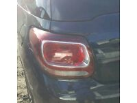 Citroen ds3 nearside rear tail light led type 09-16