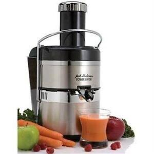 Jack LaLalanne's Power Juicer Prestige (Customer Return)