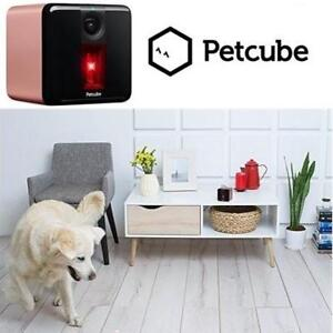 NEW PETCUBE PLAY WIFI PET CAMERA PP211NV5L 210283628 HD 1080p Video 2Way Audio Night Vision and Interactive Laser Toy...