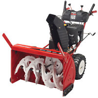 Sears NOT Servicing Craftsman SnowBlower, Lawnmower WORRY NOT, C