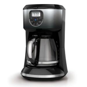 black and decker programmable coffee maker used 1 time