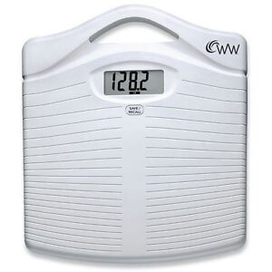 NEW:Weight Watchers Portable Precision Electronic Scale