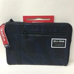 Golla Sleeve for 11-Inch Tablet/Laptop- Dark Blue (G1311)