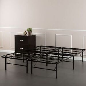 Collapsable bed frames