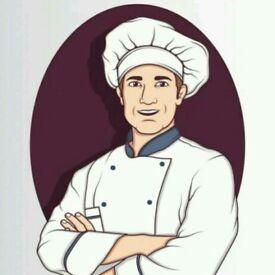 Freelance relief Chef