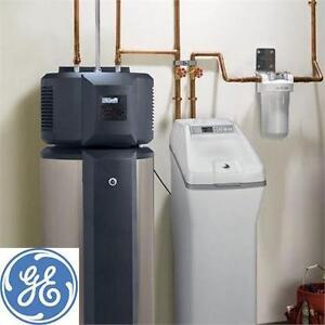NEW GE GRAIN WATER SOFTENER 30,000 Grain general electric Home Kitchen dispenser