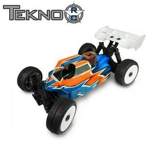 NEW TEKNO NITRO OFF-ROAD BUGGY KIT RC COMPETITION BUGGY KIT - 1/8TH SCALE - RADIO CONTROLLED TOY CARS  79630819