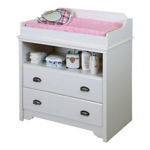 Brand New In Box South Shore White Changing Table