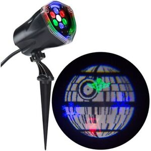 LED LightShow Projection Plus Whirl-a-Motion Star Wars