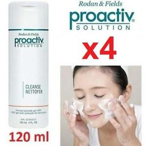 4 NEW PROACTIV CLEANSER 120ML 246130142 60 DAY CLEANSE EXP:09/2019