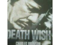 DEATH WISH 1 TO 5 DVD