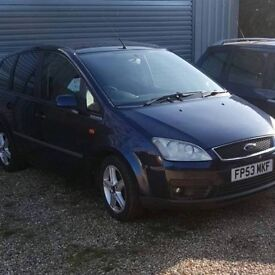 2004 ford c max
