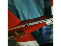 Electric rc plane