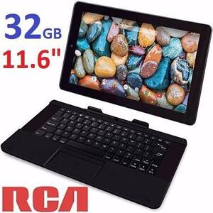 """REFURB RCA 11.6"""" 2IN1 TABLET 32GB BLACK - ELECTRONICS - MAVEN PRO ANDROID TABLET - 1 97482793"""