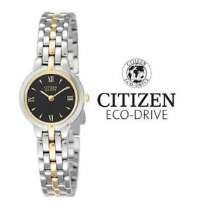 USED WOMEN'S CITIZEN ECO-DRIVE EW9334-52E 205511992 WATCH JEWELLERY JEWELRY STAINLESS STEEL