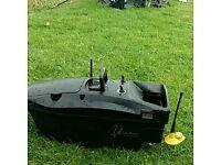 Lake reaper baitboat