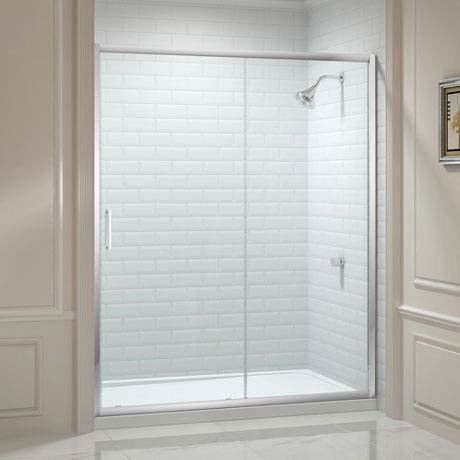 Merlyn 8 Series Sliding Shower Door - 1600mm - Brand New