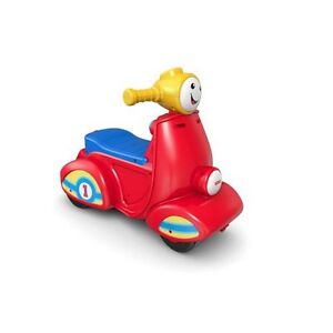 Fisher-Price Laugh & Learn Smart Stages Learning Scooter - Engli
