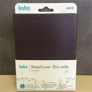 Kobo N514-AC-PL-E-PU Sleep Cover Case for Kobo Aura Purple