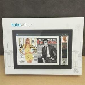 "Kobo Arc 10 HD Tablet 10.1"" 2560X1600 WIFI 16GB, Android NEW"