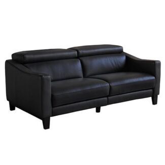 1/4 RETAIL PRICE BRAND NEW LEATHER SOFA RECLINERS X 2