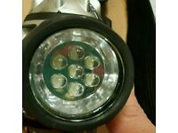 Head lamp ideal for fishing at night etc
