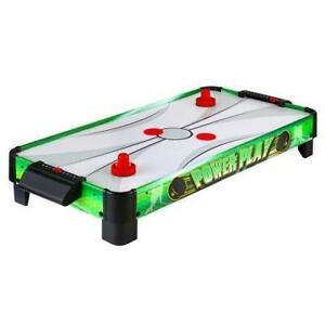 "New Hathaway Power Play 40"" Table Top Air Hockey"