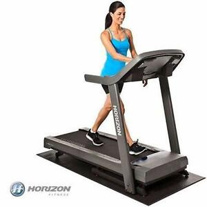 NEW HORIZON FITNESS TREADMILL   Sports Fitness Exercise Cardio Training TREADMILLS WORKOUT GYM GYMS RUNNING JOG 98757765