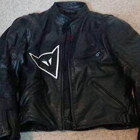 Motor bike jacket. Dainese