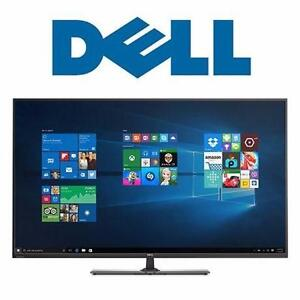 """NEW DELL 55"""" SCREEN LED-LIT MONITOR   55 INCH MONITOR - ELECTRONICS COMPUTERS ACCESSORIES  OFFICE 90125155"""
