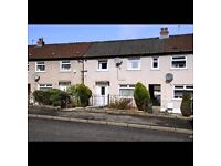 £100 DEPOSIT **3 BEDROOM FAMILY HOME WITH GARDEN** DSS CONSIDERED