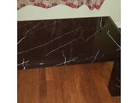 Coffee table+ corner suite+stool