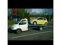 Scrap cars and van wanted
