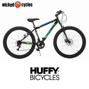 """NEW WICKED 27.5"""" FAT TIRE BIKE 56266C 188879129 BICYCLE MEN'S MOUNTAIN MID FAT TIRE FALLOUT PLUS"""