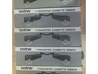 Vintage Typewriter Cassette Ribbon Brother