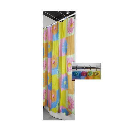 Bright Shower Curtain Ebay
