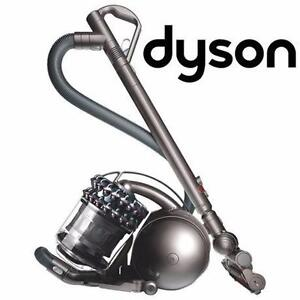 NEW OB DYSON ANIMAL VACUUM   Dyson DC78TH Cinetic Animal Canister Vacuum - Nickel/Red FLOOR CARE CLEANING 90163474