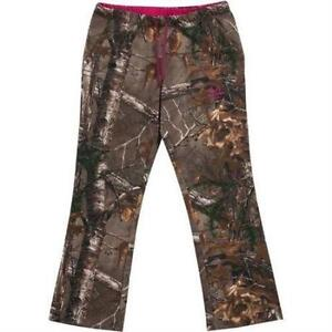 REALTREE WOMEN'S FLEECE CAMOUFLAGE SWEAT PANTS