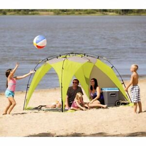 Ventura 8 ft x 8 ft Instant Beach Shade Shelter