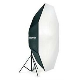 Elinchrom Octa Lightbank softbox 190 studio lighting 190cm like the new Litemotiv