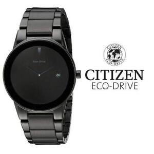 NEW* MEN'S CITIZEN ECO-DRIVE WATCH AU1065-58E 205623416 JEWELLERY JEWELRY STAINLESS STEEL