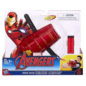 *Looking For!* Marvel Iron Man Stark Strike