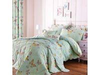 Denelm botanical double bed set
