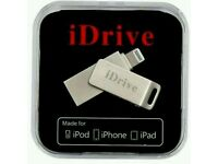 NEW USB STORAGE FOR IPHONES & IPADS